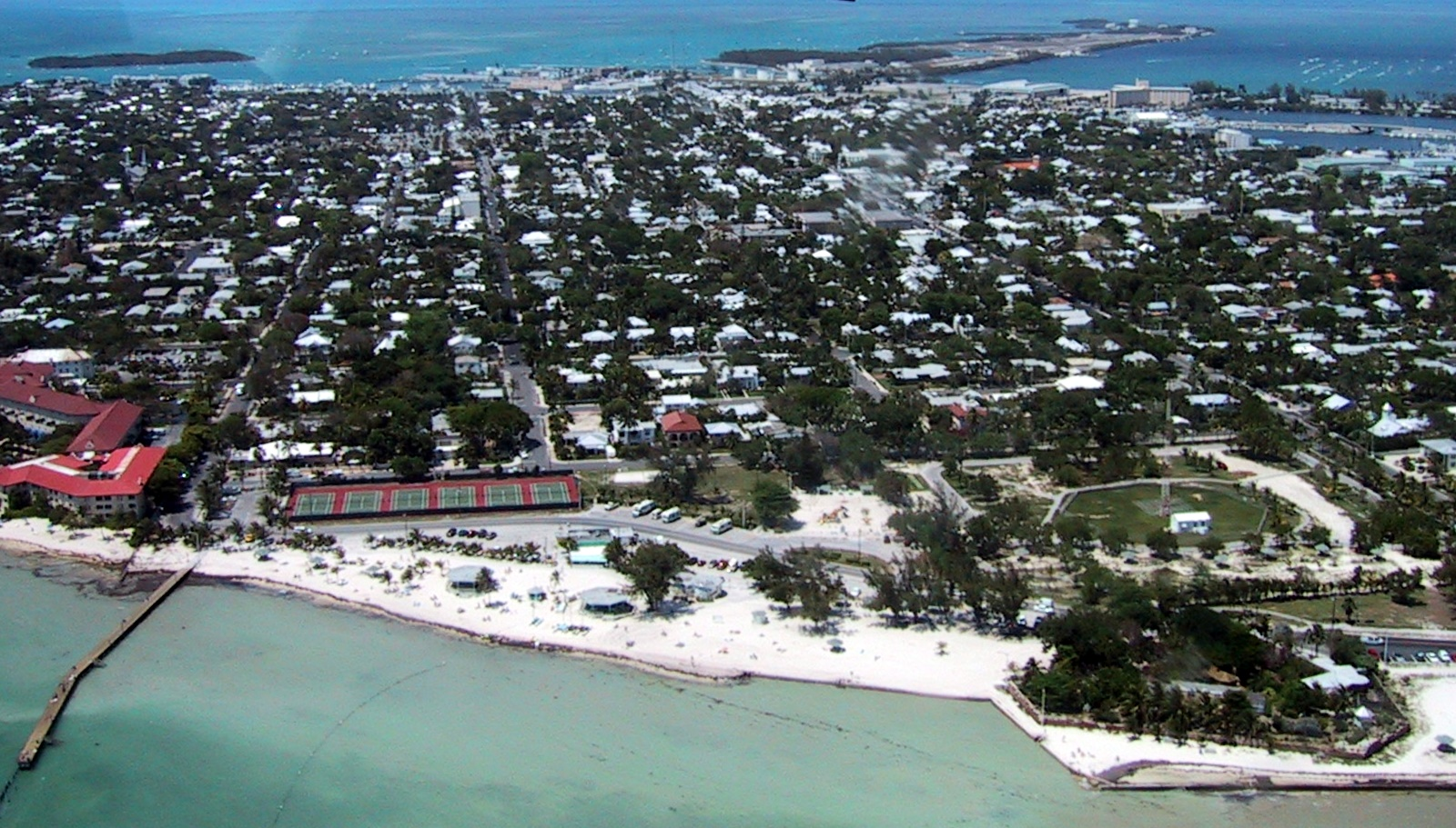 Key west Bird View 2001