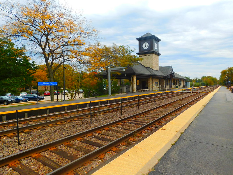 highland park station