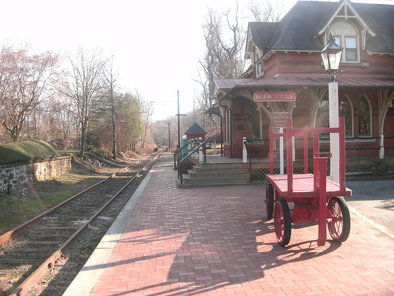 Glen Mills Station, Pennsylvania