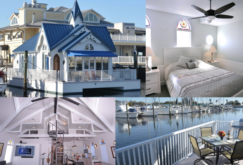 Famous Houseboat for Sale